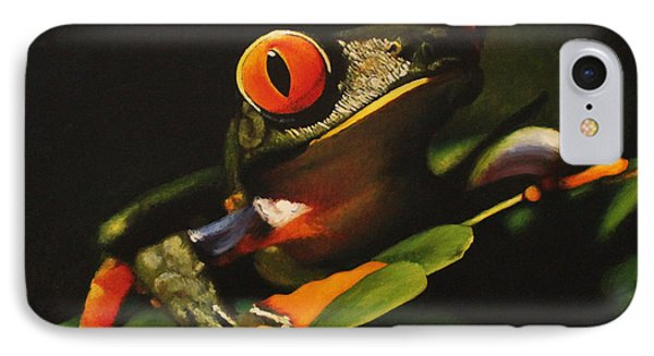 Tree Frog Phone Case by Maciel Cantelmo