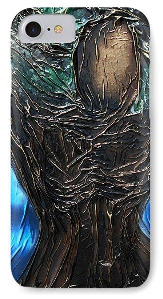 Tree Goddess IPhone Case by Angela Stout