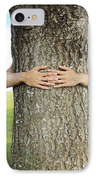 Tree Hugger 1 Phone Case by Brandon Tabiolo - Printscapes