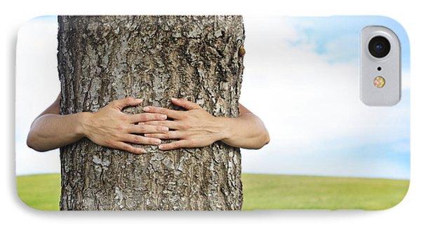 Tree Hugger 2 Phone Case by Brandon Tabiolo - Printscapes