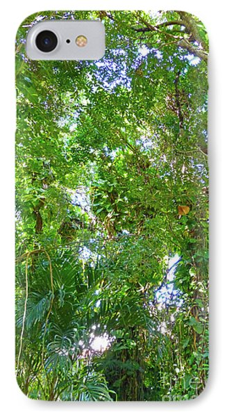 IPhone Case featuring the photograph Tree M2 by Francesca Mackenney