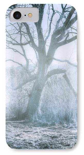 Tree Of Frost Bite IPhone Case by Jorgo Photography - Wall Art Gallery