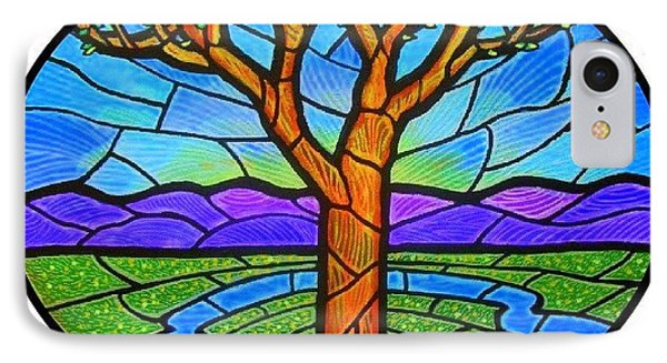 Tree Of Grace - Spring IPhone Case