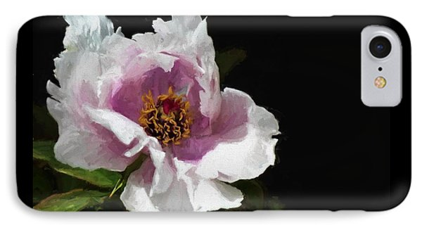 Tree Paeony II IPhone Case