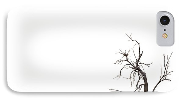 Tree IPhone Case by Peter Tellone