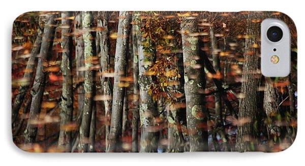 Tree  Reflect Phone Case by Karol Livote