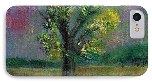 Tree Shadow IPhone Case