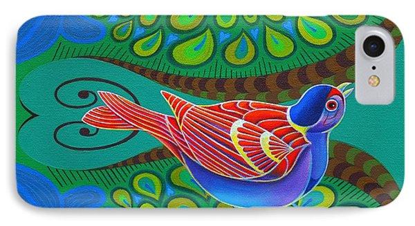 Tree Sparrow IPhone 7 Case by Jane Tattersfield
