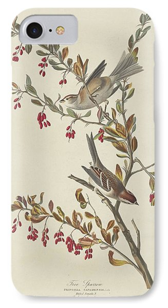 Tree Sparrow IPhone Case