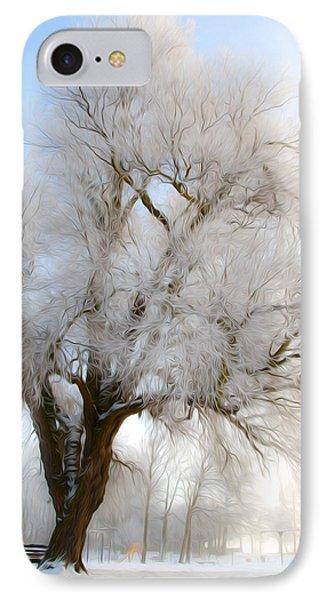 Tree IPhone Case by Svetlana Sewell