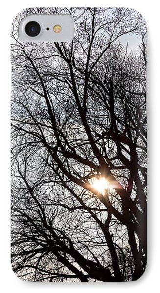 IPhone Case featuring the photograph Tree With A Heart by James BO Insogna