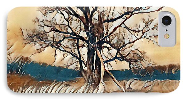 Tree1 IPhone Case