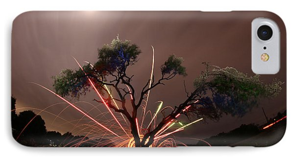 Treeburst IPhone Case by Andrew Nourse