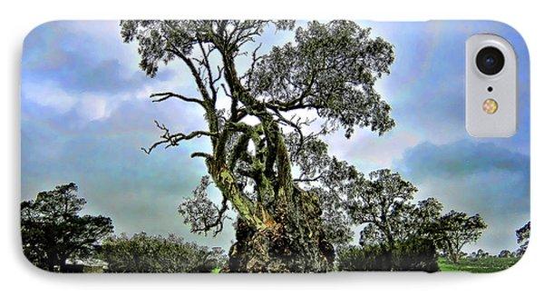 Treehouse Phone Case by Douglas Barnard