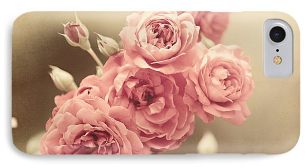 Trellis Roses Phone Case by Lisa Russo