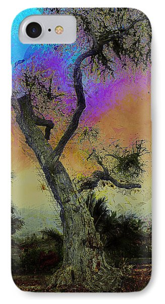 IPhone Case featuring the photograph Trembling Tree by Lori Seaman