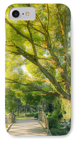 IPhone Case featuring the photograph Triage by Matti Ollikainen