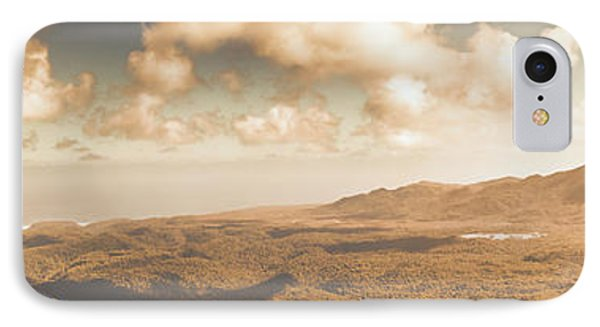 Trial Harbour Landscape Panorama IPhone Case by Jorgo Photography - Wall Art Gallery