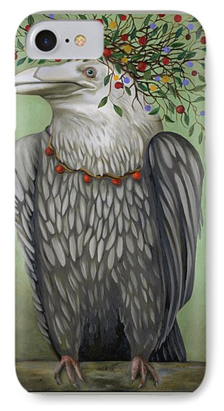Tribal Nature IPhone Case by Leah Saulnier The Painting Maniac