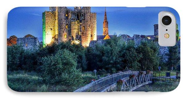 Trim Castle IPhone Case