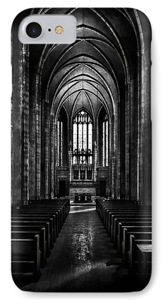 Trinity College Chapel Phone Case by Brian Carson