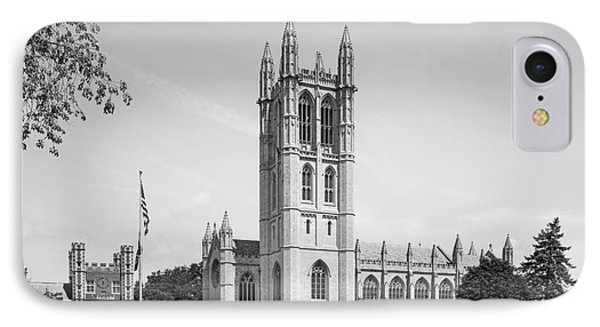 Trinity College Chapel Phone Case by University Icons