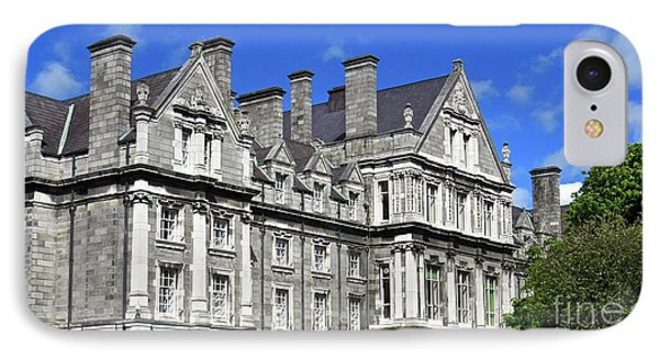 Trinity College IPhone Case by Crystal Rosene