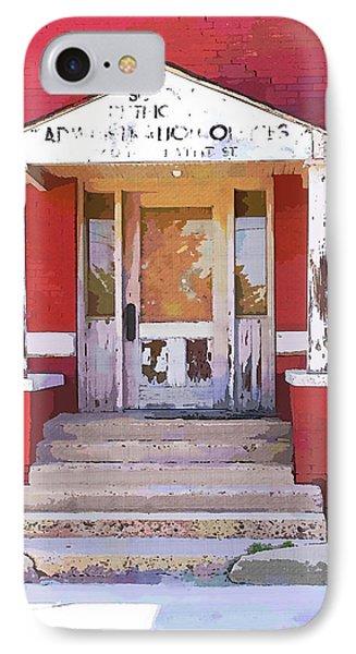 Trinity Or Trinidad Phone Case by Cynthia Powell