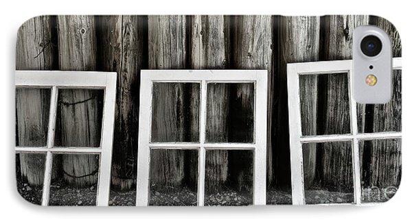 IPhone Case featuring the photograph Trio by Brad Allen Fine Art