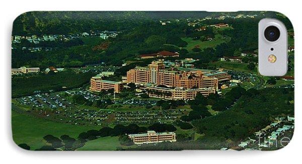 Tripler Army Medical Center Honolulu IPhone Case