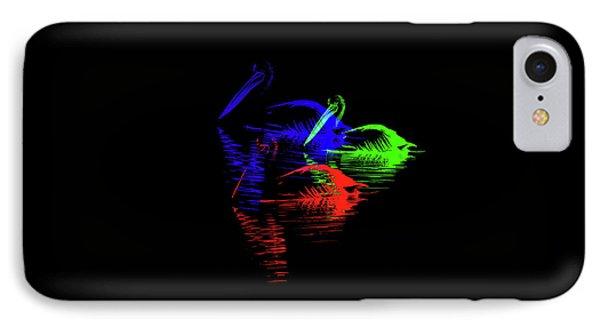 Pelican iPhone 7 Case - Tripolar by Az Jackson