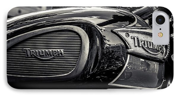 Triumph  IPhone Case