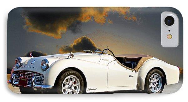Triumph Roadster iPhone 7 Cases | Fine Art America