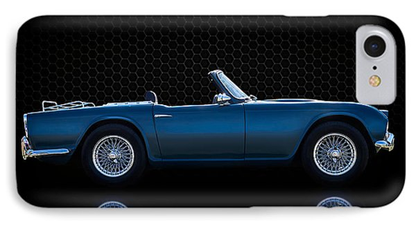 Triumph Tr4 Phone Case by Douglas Pittman