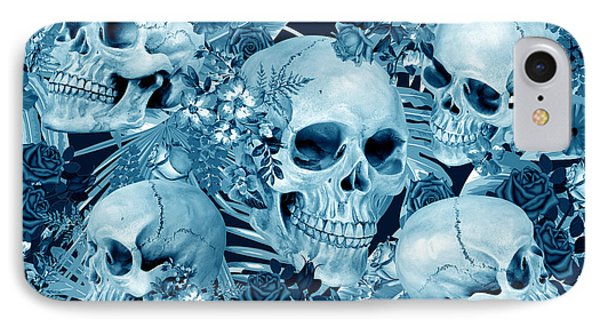 Tropic Halloween IPhone Case by Mark Ashkenazi
