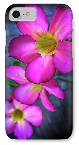 Tropical Bliss IPhone Case by Karen Wiles
