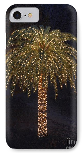 Tropical Christmas IPhone Case