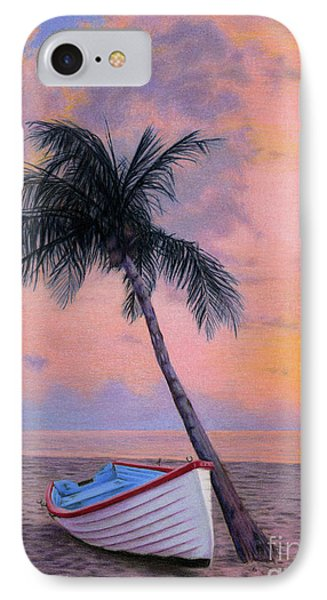 Tropical Escape IPhone Case by Sarah Batalka