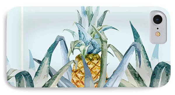 Tropical Feeling  IPhone Case by Mark Ashkenazi