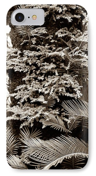 Tropical Forest IPhone Case by Marilyn Hunt