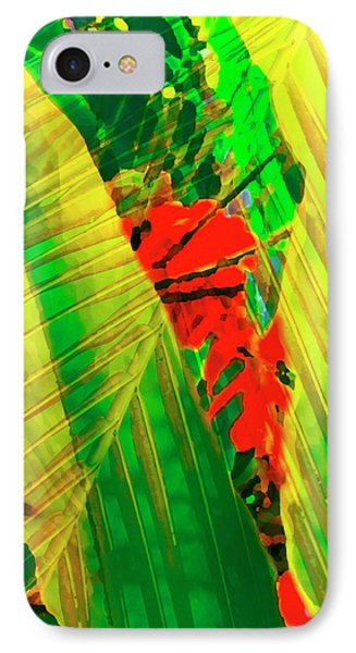 Tropical Fusion IPhone Case by Stephen Anderson