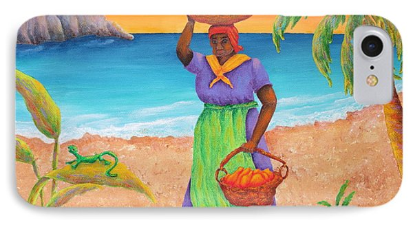 Tropical Harvest Phone Case by Pamela Allegretto