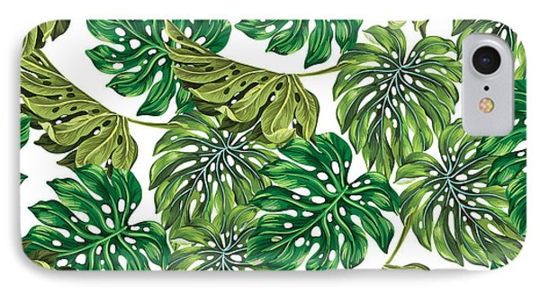 Tropical Haven  IPhone Case by Mark Ashkenazi