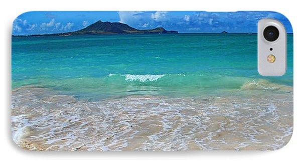 Tropical Hawaiian Shore Phone Case by Kerri Ligatich