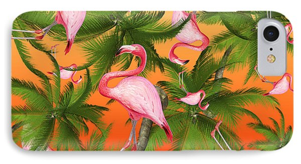 Tropical IPhone Case by Mark Ashkenazi