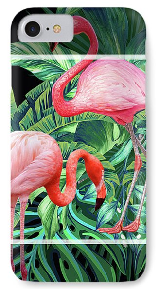 Tropical Mood  IPhone Case by Mark Ashkenazi