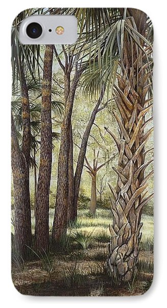 Tropical Trail's End Phone Case by AnnaJo Vahle