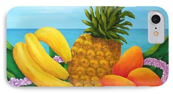 Tropical Trinity Phone Case by Pamela Allegretto
