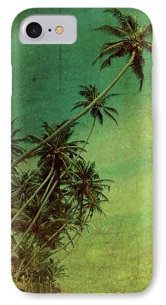 Tropical Vestige IPhone Case by Andrew Paranavitana