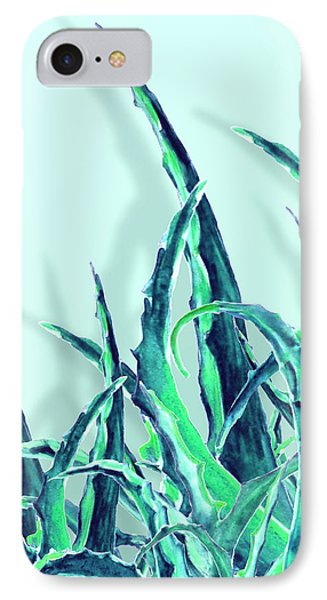 Tropikal Forever IPhone Case by Mark Ashkenazi